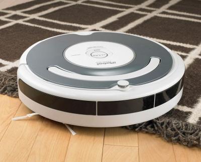 Robot aspirador iRobot Roomba 555