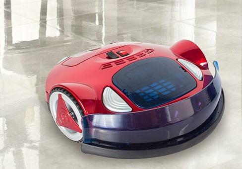 Vileda uno de los mejores robots aspiradoras robociencia - Robot de limpieza vileda ...