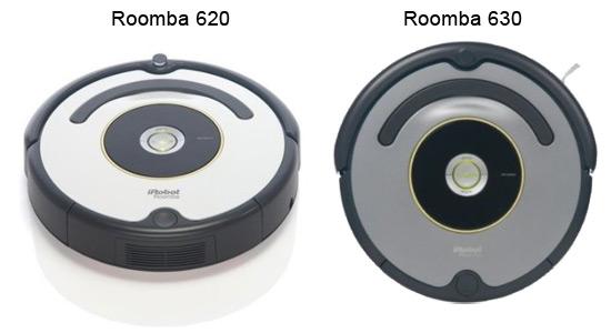 Comprar el Robot Aspirador Roomba 620 y 630