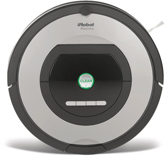 Aspirador iRobot Roomba 775 Especial mascotas