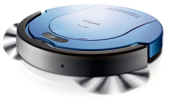 Comprar Robot Aspirador Philips FC8800 / 01